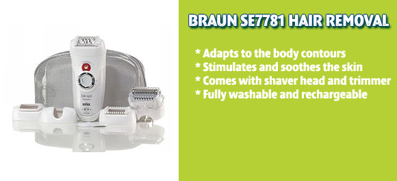 Braun SE7781 Hair Removal Product